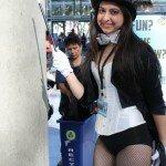 Comikaze - zatanna cosplay