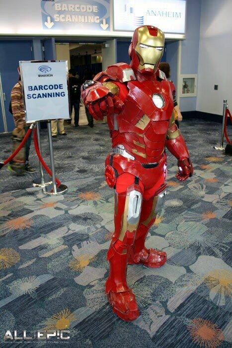 WonderCon - 2014 - Cosplay - Iron Man - 1