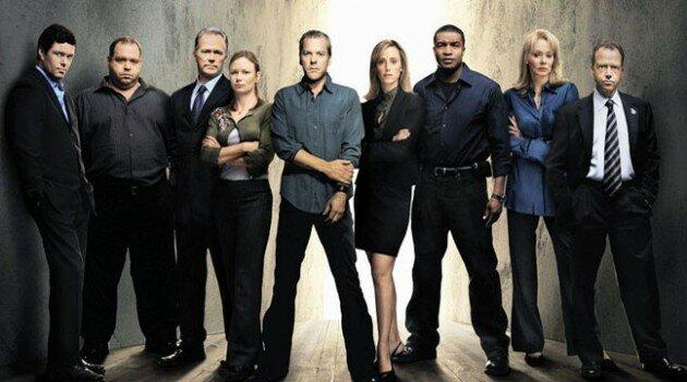 Cast of 24 Original Series