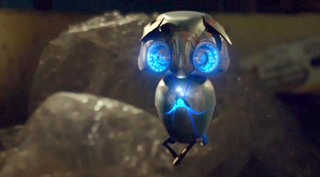 earth to echo robot -#main