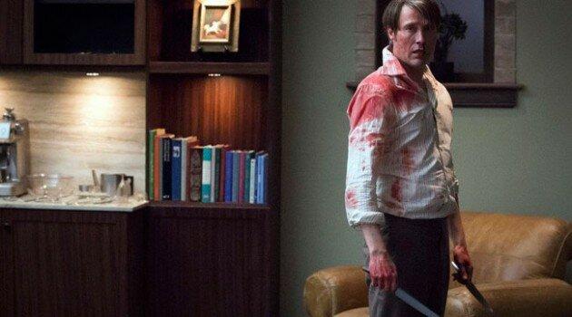 "Mads Mikkelsen in the Hannibal Season 2 Finale"" Mizumono"""