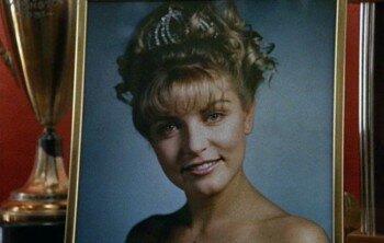 Laura Palmer in Twin Peaks
