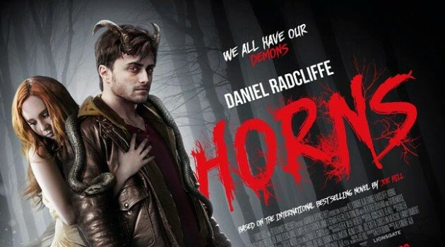 Horns Starring Daniel Radcliffe