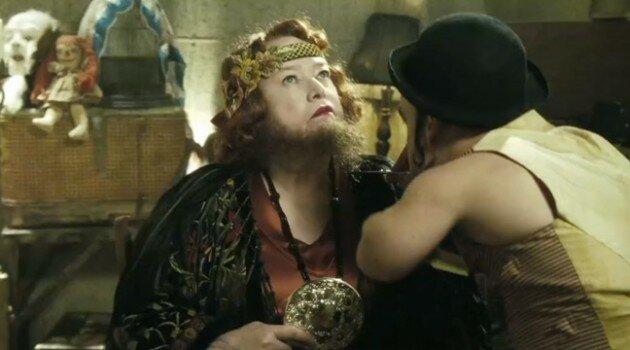 Kathy Bates Bearded Lady AHS Freak Show
