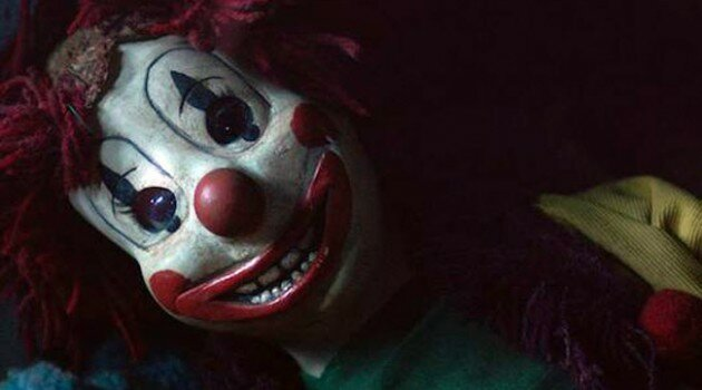 Poltergeist scary movie