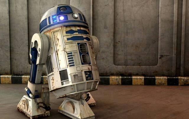 Artificial Intelligence: R2-D2