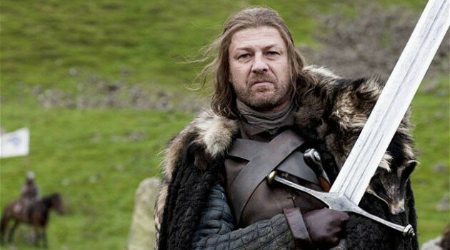 Game of Thrones Eddard Stark Intro