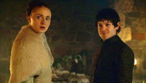 Sansa Ramsey Wedding Game of Thrones