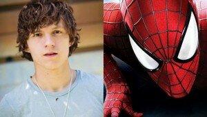 Tom Holland Cast as New Spider-Man