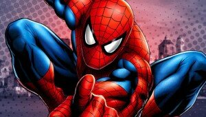 Spider-Man Comic Book Costume
