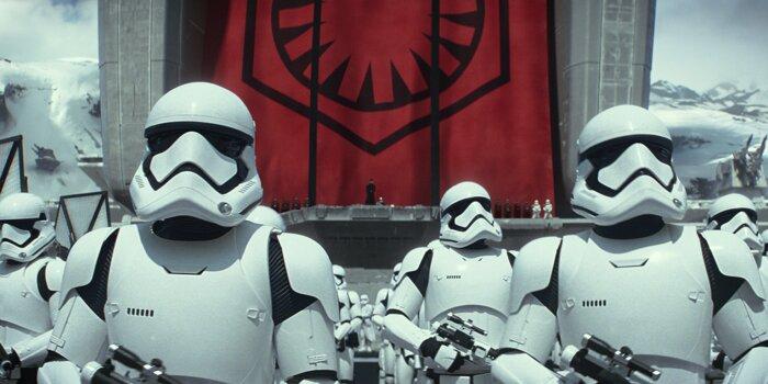 Star Wars Force Awakens Stormtroopers