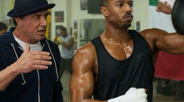 Creed Movie Stallone Jordan