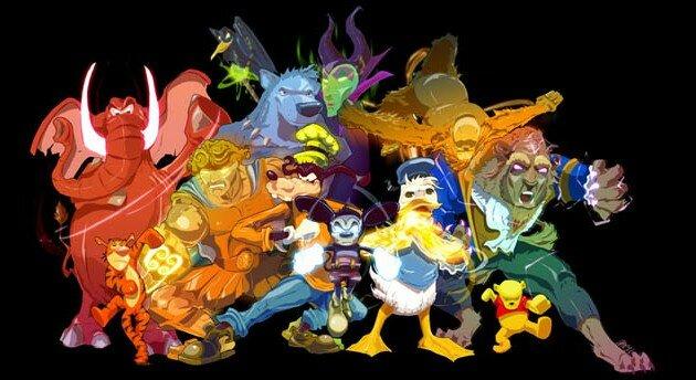 Disney-Street-Fighter-