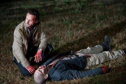 Rick Kills Shane on The Walking Dead
