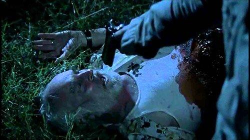Dale dies on The Walking Dead
