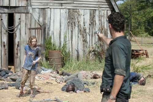 Sophia Walking Dead