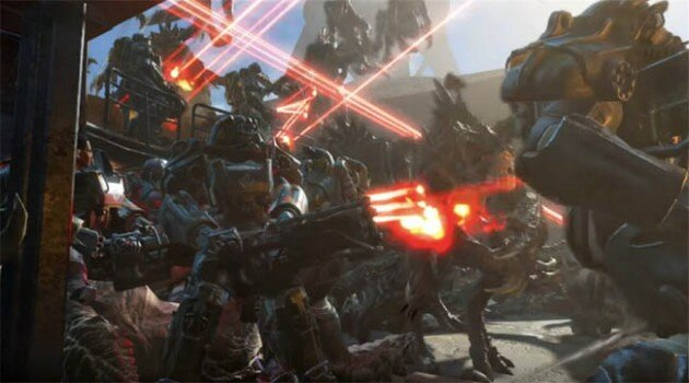 fallout-4-battle-deathclaws-versus-brotherhood