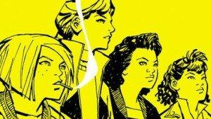 Paper Girls Comics