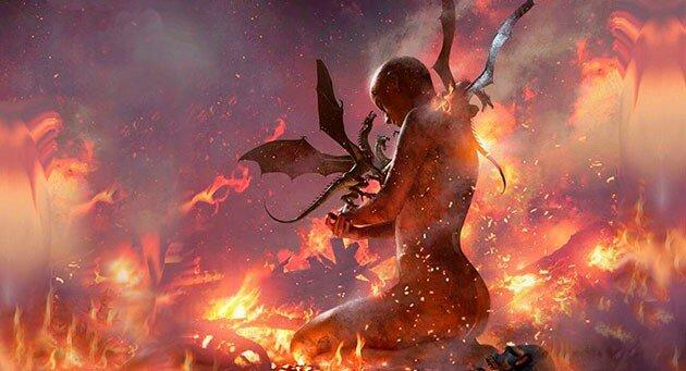 Daenerys Unburnt