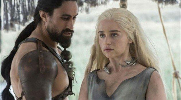 Emilia Clarke in Game of Thrones Season 6
