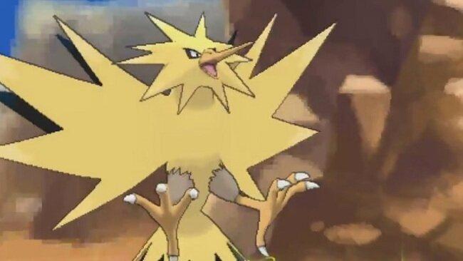 Get The Original Legendary Bird Trio For Pokemon X And Y