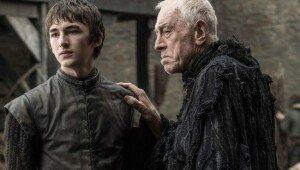Bran and Three-Eyed Raven