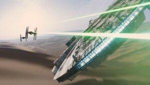 Star Wars: The Force Awakens VFX Reel