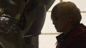 Fullmetal Alchemist Teaser Trailer