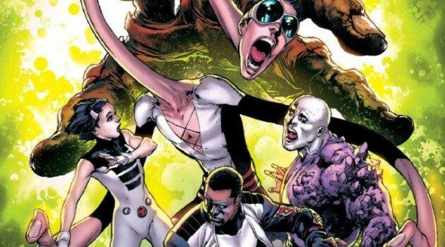 Comics to read in 2018: The Terrifics